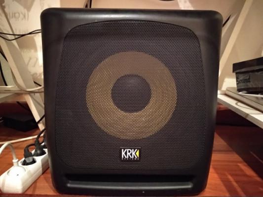 KRK10S Active Subwoofer