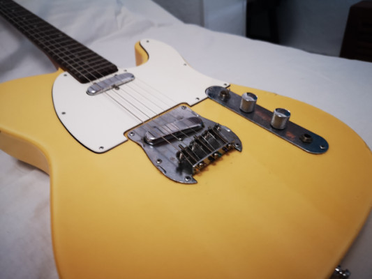 Telecaster Made in Japan 70's