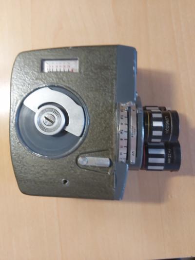 Camara Video Japonesa Lumicon 8 III