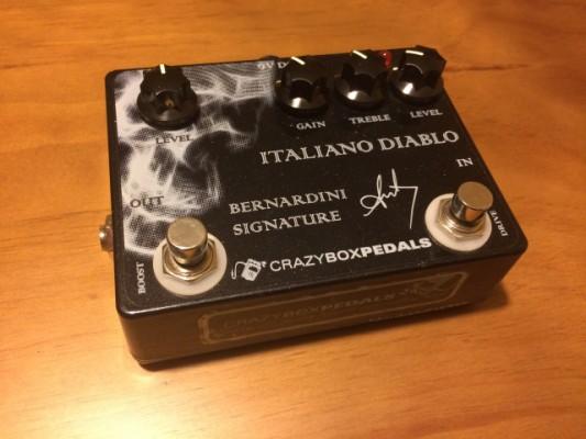 Bernardini Italiano Diablo (overdrive+boost)