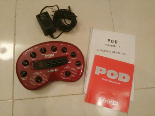 Amplificador POD 2.0