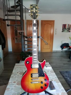 Guitarra eléctrica Yamaha SL700C