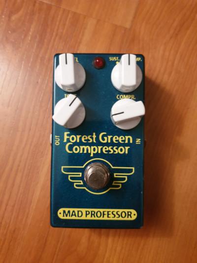 Compresor mad profesor forest Green