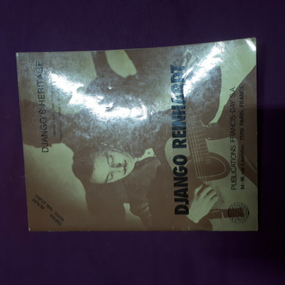 Django's Heritage-Themes inedits avec improvisations