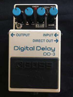 PEDAL BOSS DIGITAL DELAY DD-3 mejorado