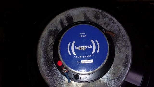 """Beyma CX- 12"""""""
