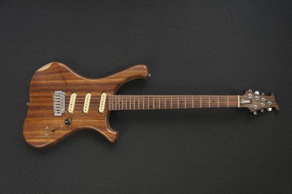 guitarra igenos hecha a mano
