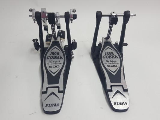 Doble pedal Tama