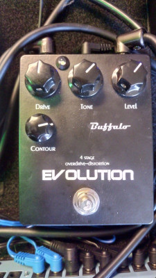 Buffalo Effects Evolution Overdrive Distortion