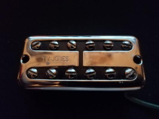 TV Jones Classic posicion puente