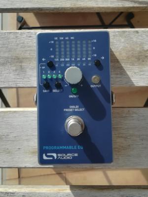Eq Programable Source Audio.