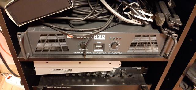 Etapa de potencia HSD M8