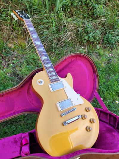 Gibson Les Paul R7 VOS Gold Top 2012 ( Rebaja! )