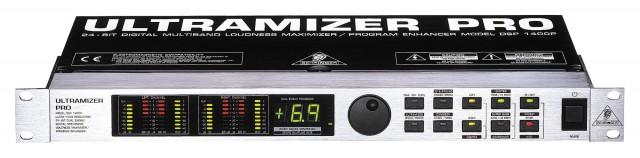 Behringer Ultramizer pro para mastering