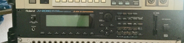 Synt modulo JV 2080