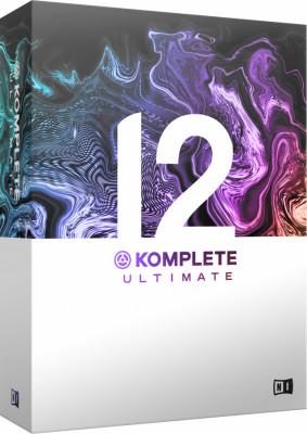 Komplete 12 Ultimate (Upgrade desde Select 12)