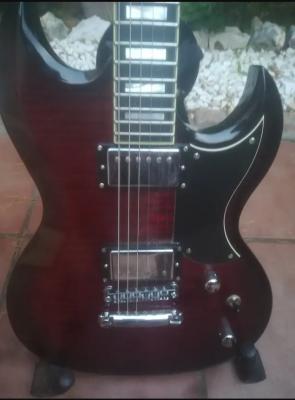 Schecter S-II Custom