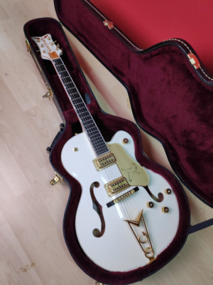 GRETSCH WHITE FALCON G6139CB