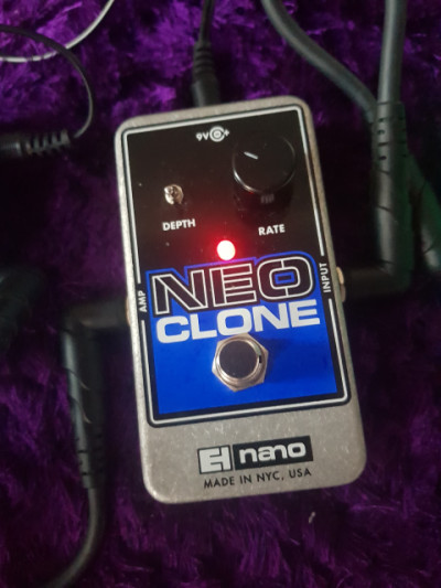 pedal chorus EH Neo Clone
