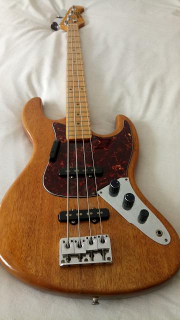 Talmus Jazz Bass Series I