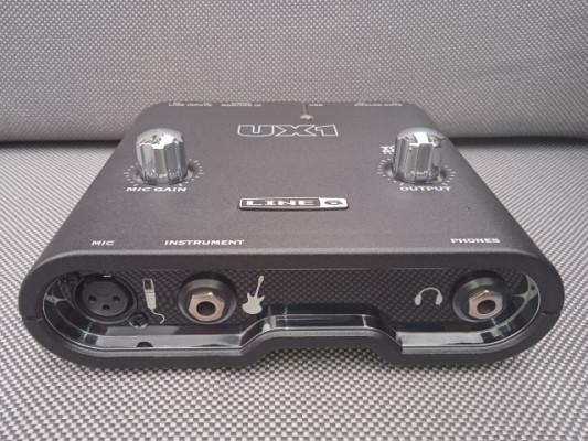 Line 6 Toneport UX1 (VENDO O CAMBIO)