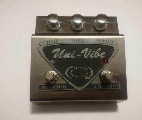 Pedal Dunlop Uni-Vibe Chorus/vibrato