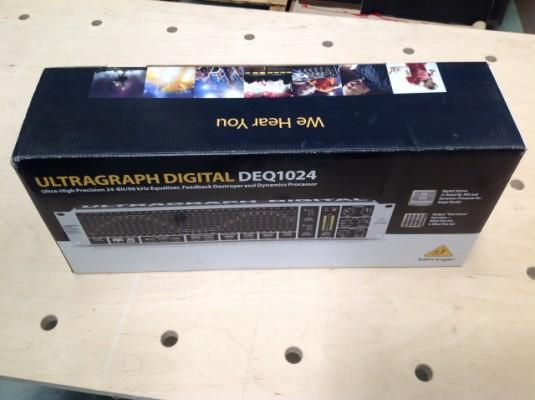 Behringer Ultragraph DEQ1024