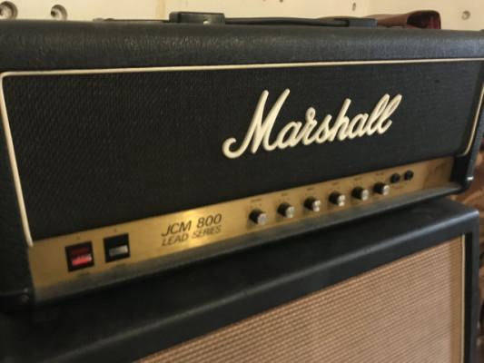 MARSHALL JCM800 2203 y 1959 Parejita