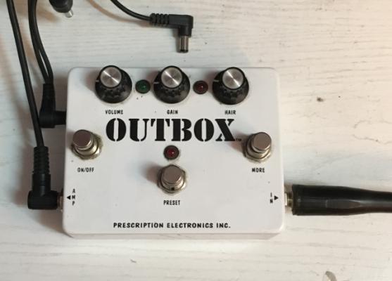 PRESCRIPTION ELECTRONICS OUTBOX (OCTAFUZZ)