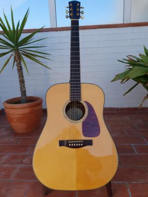Guitarra Acustica FENDER GD-47S Grand Series