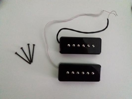 Pastillas P90 Fender Mustang Mex.