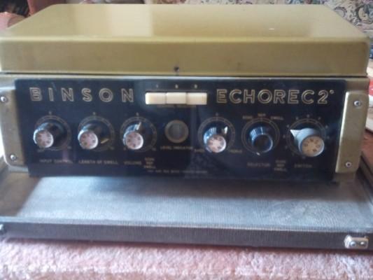 Eco Binson echorec 2