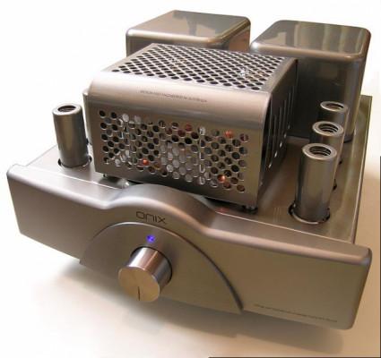 amplificador de  estudio a valvulas