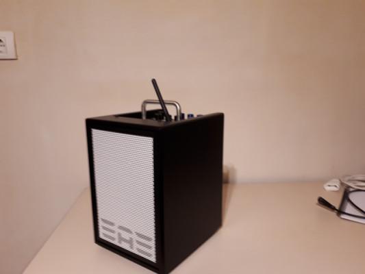 Elite Acoustics A1-4 Amplificador Acustico