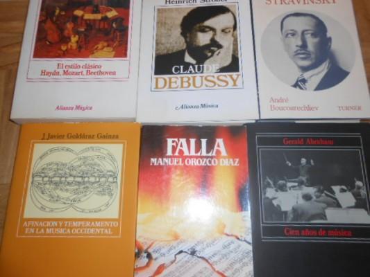 libros de alianza musical