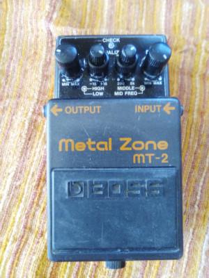 Pedal Metal Zone