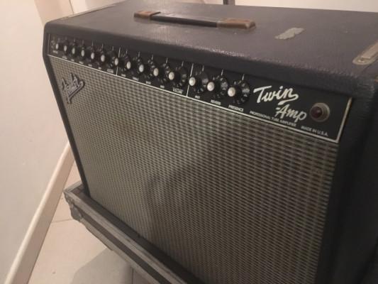 Vendo Fender Twin Amp (Evil Twin)