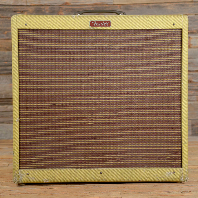 Fender Blues DeVille Reissue 60-Watt 4x10 Guitar Combo Amp