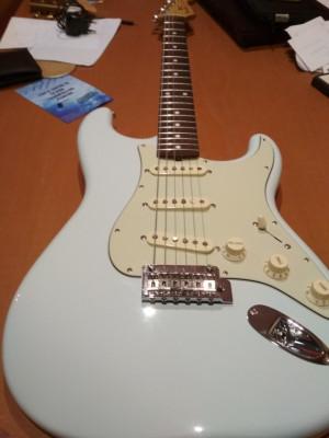 Fender Stratocaster 60s Classic