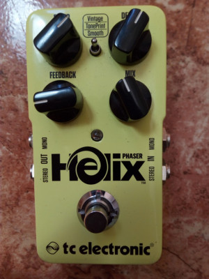 Phaser Helix tc electronic RESERVADO