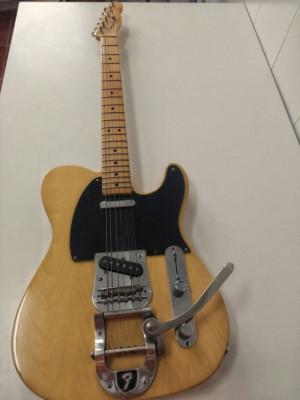 Fender Telecaster Baja con Bigsby