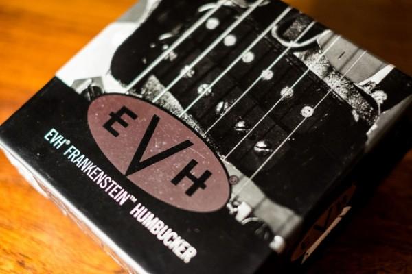 Pastilla EVH original Frankenstein
