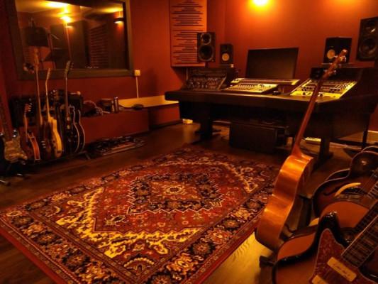 Musikaudio - Producción musical