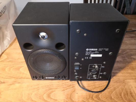Monitores Yamaha MSP 3
