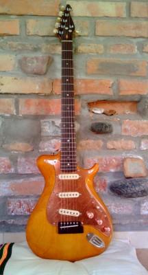 Luthier Marcos Jiménez: LITTLE COPPER