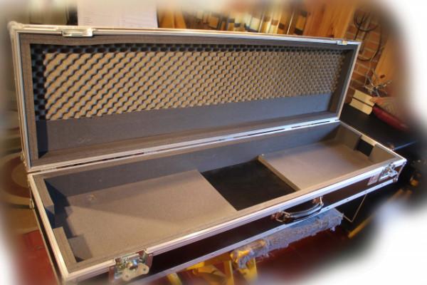 Fligthcase para teclados