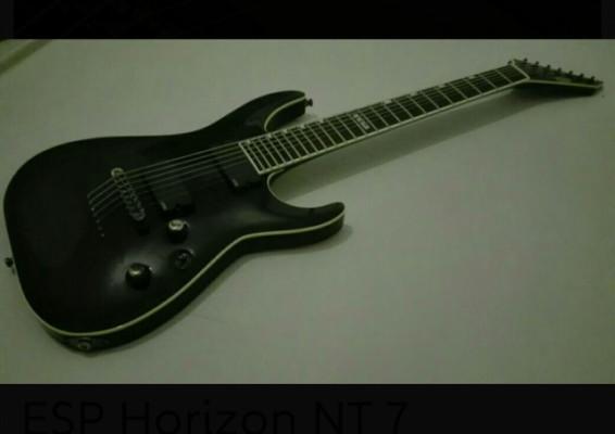 o cambio Esp Horizon NT 7