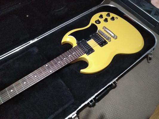 Gibson SG SPECIAL Mostaza