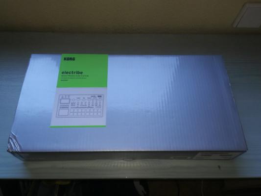 Vendo Electribe 2 + Decksaver