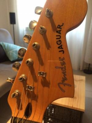 Fender Jaguar Modern Player